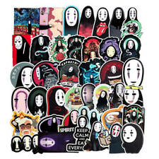40pcs/lot Cute Anime Totoro No Face Man Stickers for Cars Luggage Skateboard New