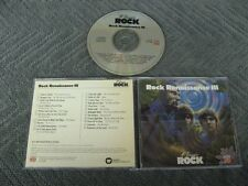 Time Life Music classic rock rock renaissance III - CD Compact Disc
