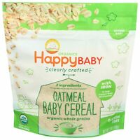 6-Pack Organic Clearly Crafted Cereal Whole Grain Oatmeal 7 oz EXP 05/21/2021