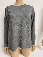 Zara Grey Womens Jumper Sweater Size S In Good Condition