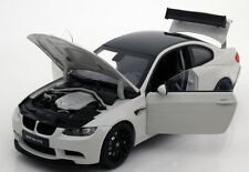KYOSHO BMW M3 Coupe GTS E92 White with Carbon Roof  1:18 New!