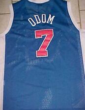 8c165aad3682b Lamar Odom  7 Los Angeles Clippers NBA Nike Blue Red White Swingman Jersey  2XL