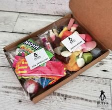 SMALL PICK N MIX Retro Sweet Hamper Selection Gift Box Present Birthday Candy!