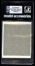 Hauler Models 1/48 BRITISH LIGHT UTILITY CAR Paint Mask Set
