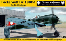 Classic Airframes 1/48 scale Focke Wulf Fw 190 V-1 The First Prototype - R8-009