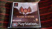 Rage Racer - PlayStation, PSOne