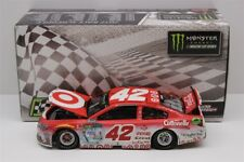 Kyle Larson #42 2017 Target California Win 1/24 Scale New In Stock Free Shipping