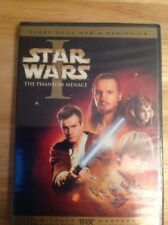 Star Wars Episode I: The Phantom Menace (DVD,2005,2-Disc,WS)NEW Authentic US
