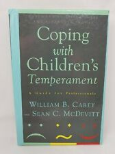 Coping with Children's Temperament Guide Book for Professionals Signed by Author