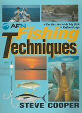 FISHING TECHNIQUES Steve Cooper AFN **GOOD COPY**