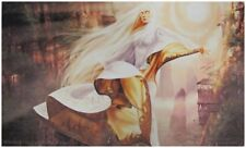 Dawnglare Invoker Playmat Custom GAMING SUPPLY BRAND NEW ABUGames