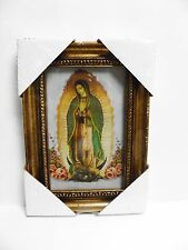 GUADALUPE GOLD FRAME 5X7