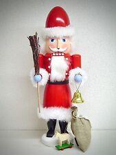 Casse-Noisette Casse-noix Père Noël 38 cm véritable Erzgebirge 15511