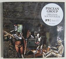PISCEAN GROUP CD Original Soundtrack  Digi-Pack 2015 SEALED