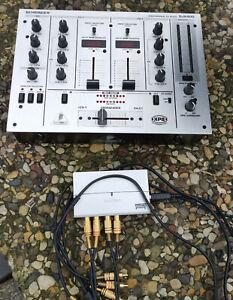 Behringer Professional Mixer DJX400 Creative SoundBlaster Mp3+ USB Soundkarte
