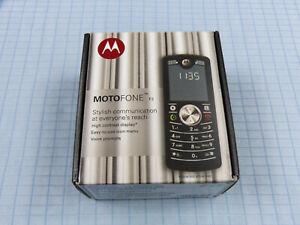 Original Motorola F3 Schwarz! Neu & OVP! Unbenutzt! Ohne Simlock! RAR! Selten!