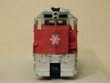 ATHEARN ** CHRISTMAS * GP38-2 * POWERED w/ BRASS FLYWHEELS * HO Scale Train*MINT