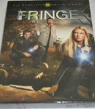 Fringe - Staffel 2 - 6 DVDs/NEU/Thriller/Joshua Jacks/Erstauflage im Schuber