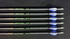 Gold Tip Hunter XT 7595/340 1/2 Dozen (6 Arrows) Carbon Hunting Arrow BRAND NEW