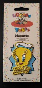 1993 Looney Tunes Magnet, TWEETY (New in Package) Warner Brothers 1990's