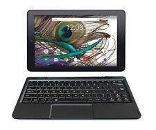 "VENTURER SATURN PRO 10.1"" HD Android 6 Tablet Laptop Bluetooth HDMI 32GB + 64GB"