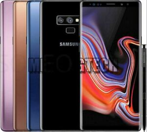 Samsung Galaxy Note 9 N960V 128GB Verizon Factory Unlocked Android 4G Smartphone