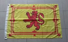 SCOTLAND FLAG BANDIERA SCOZIA calcio no ultras flag drapeau vintage anni 90