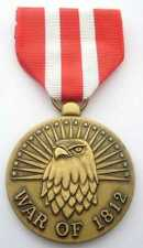 WAR OF 1812 COMMEMORATIVE MEDAL