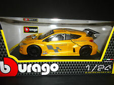 Bburago Renault Megane Trophy Yellow 1/24