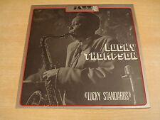 LUCKY THOMPSON - LUCKY STANDARDS / JAZZ LP