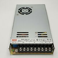 Mean Well RSP-320-12 320.4W 12V Active PFC Enclosed Power Supply