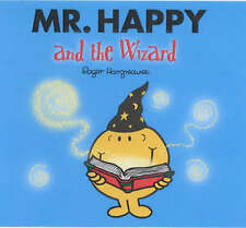 Mr.Happy and the Wizard by Roger Hargreaves (Paperback, 2004)