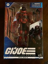 GI Joe Classified Red Ninja