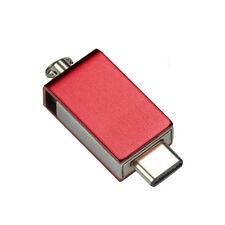 Type-C 16GB Swivel USB 2.0 Flash Memory U Stick Pen Drive Thumb Gift Red