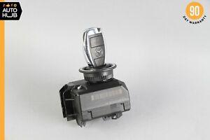 08-14 Mercedes X204 GLK350 C250 C300 Ignition Switch Module w/Key 2079052600 24k