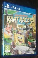 Nickelodeon Kart Racers Playstation 4 PS4 NEW SEALED Free UK p&p UK SELLER