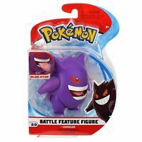 "Pokemon GO Monster Gengar Ectoplasma Battle Action Figures Toy 4.7"" Gift"