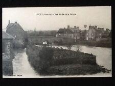 Carte postale ancienne Ducey  (Manche)