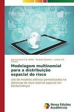 Modelagem multinomial para a distribuição espacial do risco (Portuguese Edition)