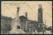 Novara Invorio cartolina QQ5238