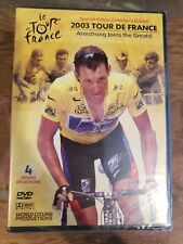 2003 Tour de France 4-hour Dvd