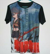Kill la Kill anime T shirts! High quality! UK SELLER!
