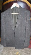 Harri Tweed  Herren Sakko on Dunn  & Co, Gr. 48/S, 70er Original