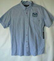 Kona Brewing Co. Shirt Button Up Size Men's Med. Tank Farm & Co.