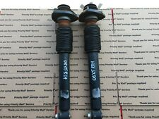 00-06 BMW E53 X5 REAR LEFT & RIGHT SHOCK STRUT PAIR OEM