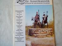 Amerikanistik -2/2003-Kit Carson- Adena Kultur-Schlacht an Antietam
