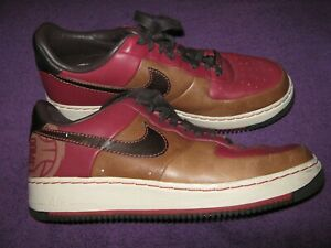 NIKE AF-1 THE DOME BALTIMORE MEN'S SHOES SIZE 10 US.