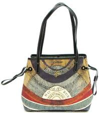 BORSA DONNA Gattinoni planetarium shopping bag classico GPLB009-100