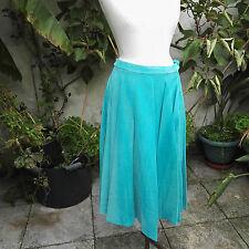 1950 Vintage Skirt by Sportaville Model London Clothing