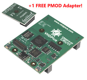 VHDPlus Core MAX10 - Intel (Altera) FPGA Board + Own IDE & Arduino compatible